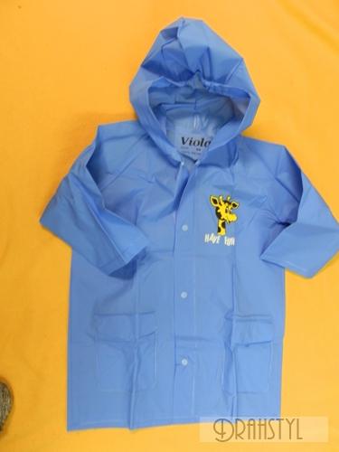 Pláštěnka modrá 106, žlutá 130, Barva Žlutá vel 130